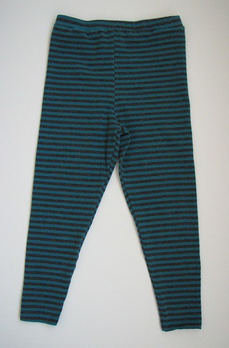 Stripy Leggings