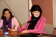 Inma Castilla de Cortázar en La Coruña el 10 de febrero de 2011: El presidente Zapatero y la negociación con ETA