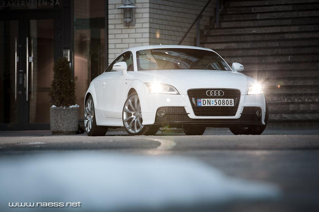 2011 Audi TT 1.8 TFSI