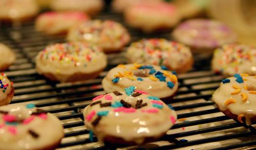 twee donuts!