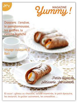 Yummy Magazine n.1