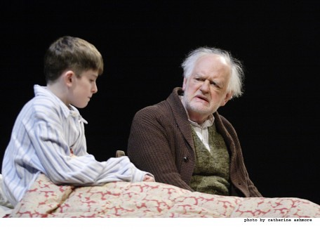 William and Tom in Goodnight Mister Tom