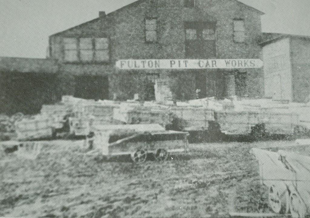 Fulton Pit Car Works