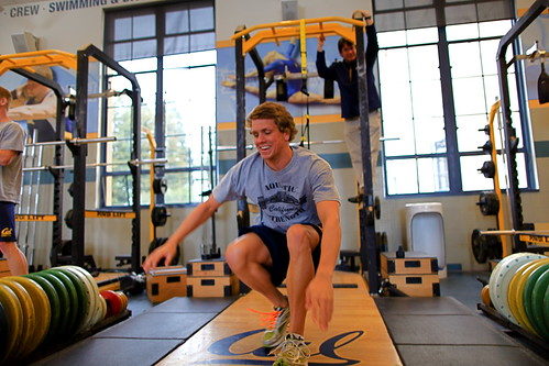 Cal Swimming - Weights