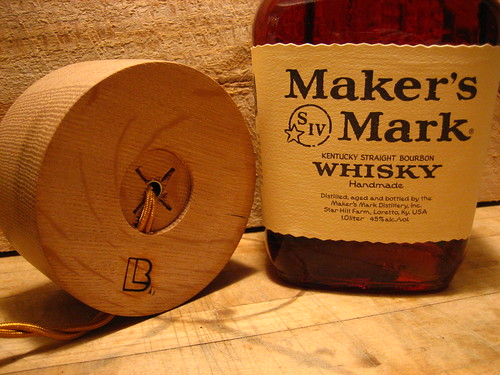 My Maker's Mark with Maker's Mark