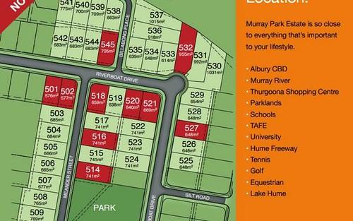Lot 517 Meander Street, Thurgoona NSW