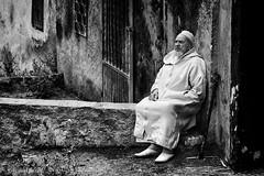 Contemplando la vida 4 (iperezmarin) Tags: y negro blanco chaouen fotografia canon marruecos