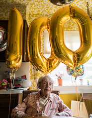 My grandmother's 100th birthday (Daniel Krieger Photography) Tags: 100thbirthday grandmaruth100thbirthday grandmaruth birthday