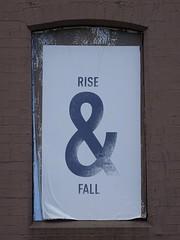 Rise and fall.... (stillunusual) Tags: edinburgh city scotland uk riseandfall streetphotography street cityscape urban urbanscenery urbanlandscape streetart urbanart urbanwalls wall wallart wallporn window travel travelphotography travelphoto travelphotograph 2017