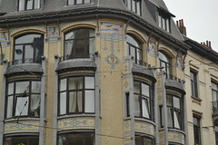 Bruselas (Bélgica) (littlecastle96) Tags: geografíahumana bélgica bruselas edificio monumento turismo artnoveau building belgium architecture arquitectura