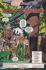 Doc Savage 3 / splash panel (micky the pixel) Tags: comics comic heft dc andykubert adamkubert docsavage