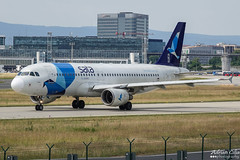 SATA International --- Airbus A320 --- CS-TKP (Drinu C) Tags: adrianciliaphotography sony dsc rx10iii rx10 mk3 fra eddf plane aircraft aviation satainternational airbus a320 cstkp