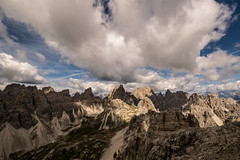 infinito (anarcnide) Tags: val cimoliana friuli friul monfalconi cielo sky montagne mountains dolomiti friulane
