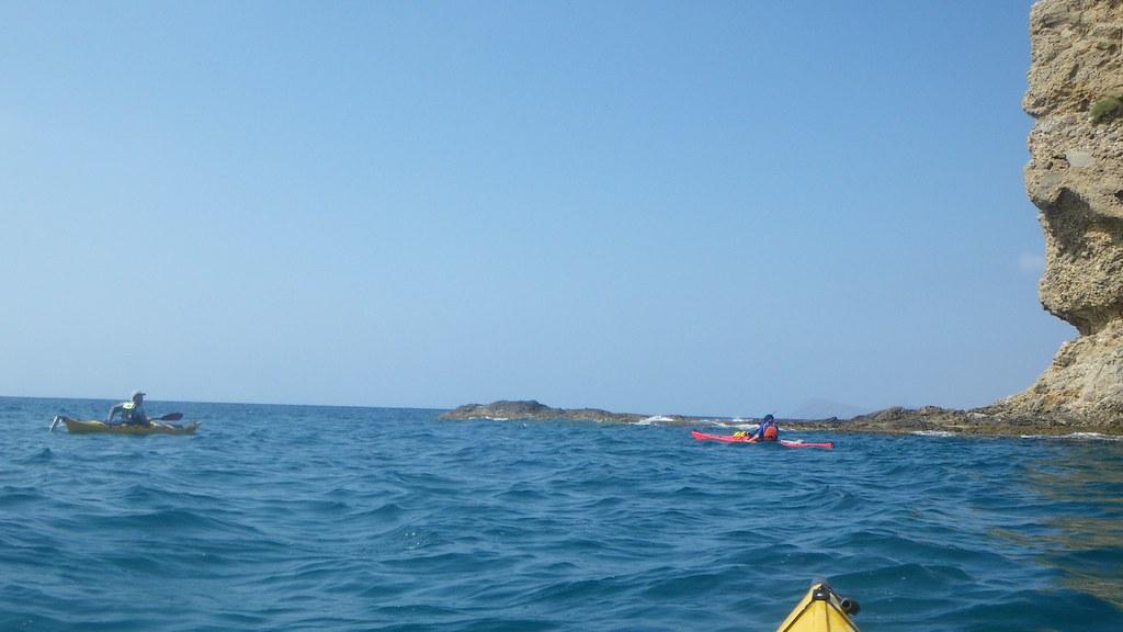 Cabo de Gata en kayak 096