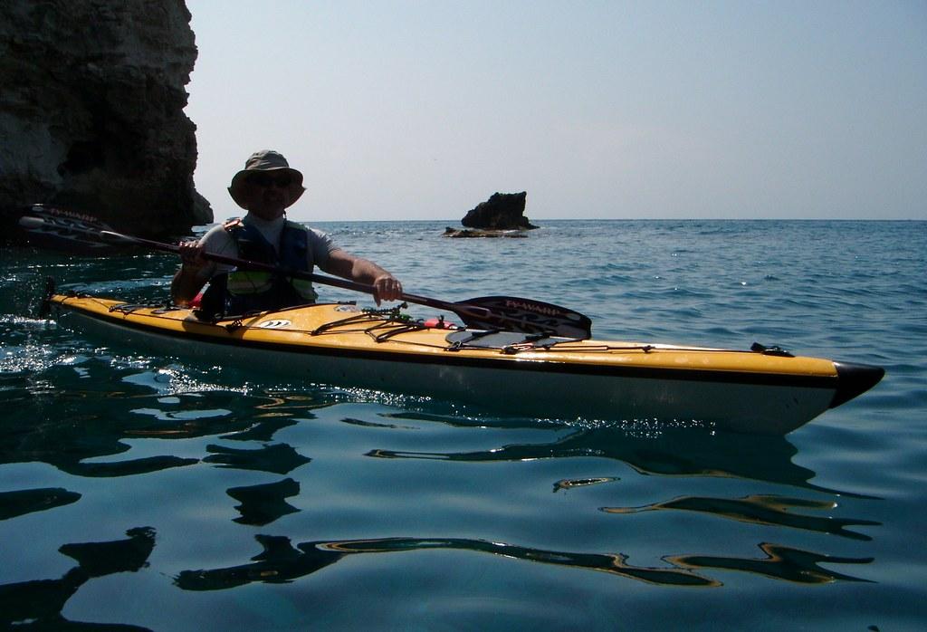 Cabo de Gata en kayak 631