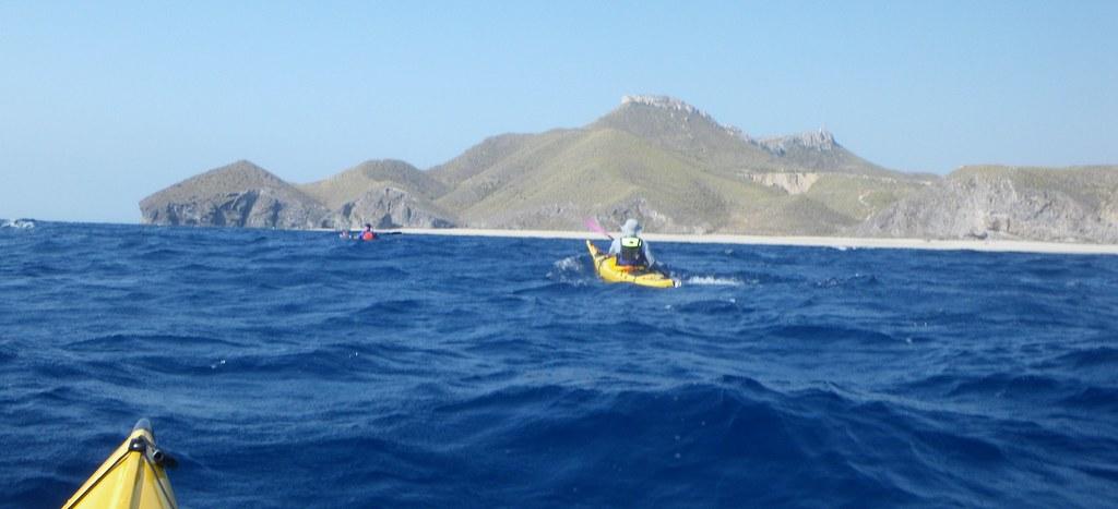 Cabo de Gata en kayak 077