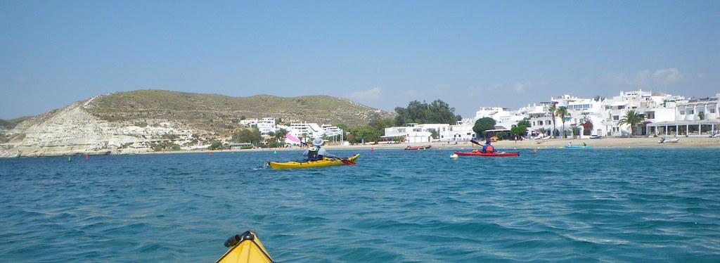 Cabo de Gata en kayak 132