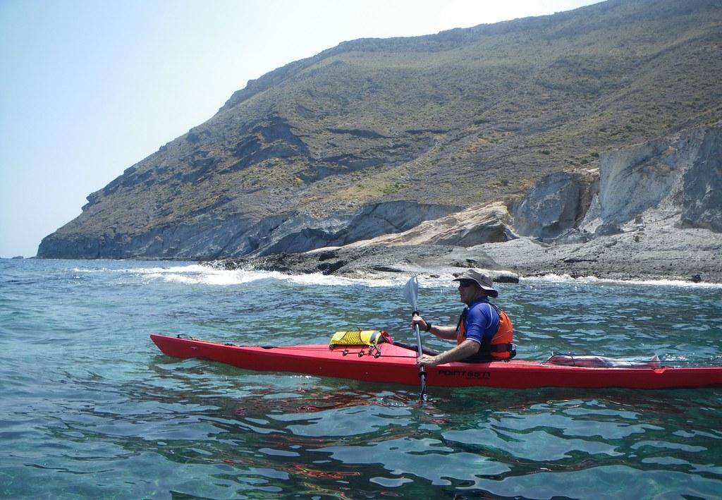 Cabo de Gata en kayak 176