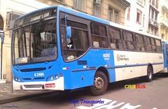 6 2464  Tupi transportes - Caio Apache S21 - Mercedes Benz OF-1721 (Crisbus Brasil) Tags: tupitransportes consórciounisul ônibus bus sãopaulo crisbus