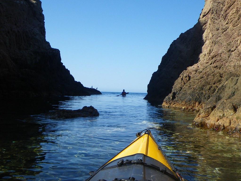 Cabo de Gata en kayak 549