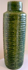 Palshus green vase - C13 43cm high (twenty21) Tags: art ceramic danish pottery scandinavian keramik stentoj