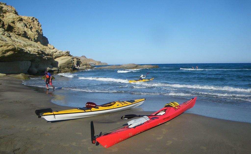 Cabo de Gata en kayak 559