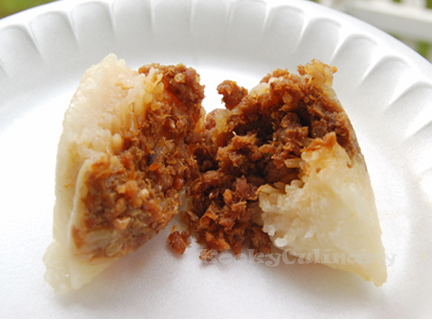 Spicy Dried Shrimp Dumpling