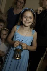 Lantern Girl - Abby