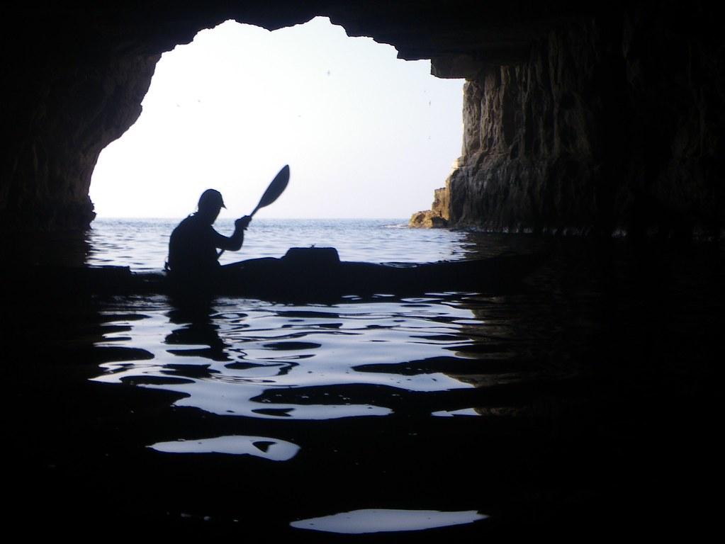 Cabo de Gata en kayak 301