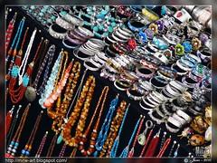bijoux artisanaux de tunisie --- Tunisian hand-crafted jewels --- Tunecino hace artculos a mano joyas --- Tunesische von Hand gefertigte Juwelen ---    (Rached MILADI - ) Tags: art colors beautiful bronze collier rouge gold expo tunisia good couleurs colorfull or tunis sidibousaid bijoux exposition artisanal couleur tunisie glint tunisien tourisme bague cadeau  artistique  cration talage  sidibousad  sidibou    rached   miladi     fz38 dmcfz38 lumixfz38