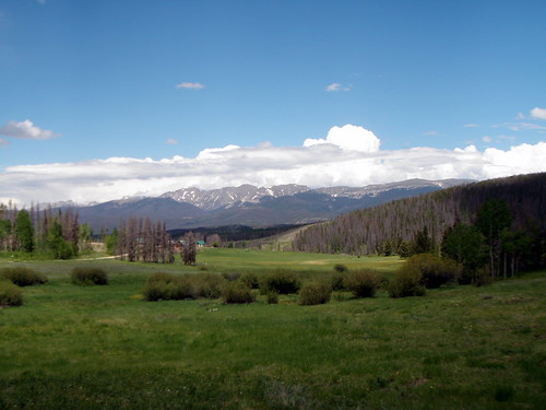 VIew of Elk Meadow