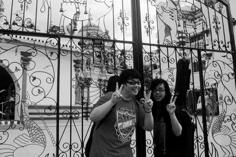 Junaidi & I