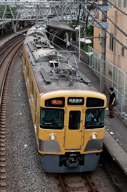 西武鉄道新宿線 新2000系2455F