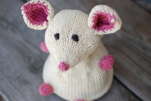Easy Knitting Patterns Toys : jen price: Knitted Toys :: Project #3