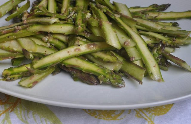 4740753345 128c3c60b5 z Shaved Asparagus Salad with Anchovy Vinaigrette
