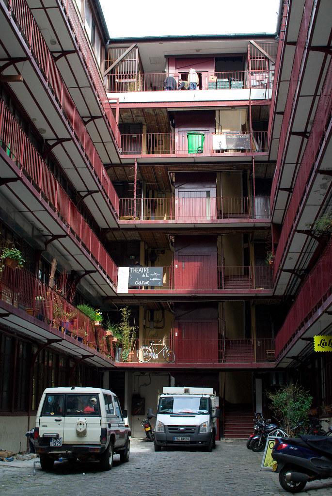 Ateliers rue de Charonne