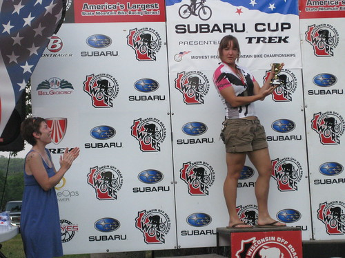 Midwest XC Champion Cat 1 Women age 25-29