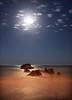 Moon night       [EXPLORE #35] (Antonio Carrillo (Ancalop)) Tags: sea españa moon night canon mar spain seascapes tokina1224 luna explore murcia nocturna mazarron explored ancalop