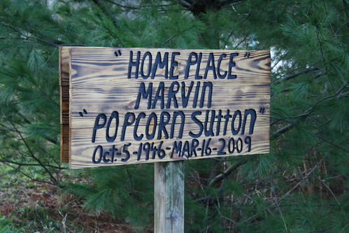 Home Place of Popcorn Sutton