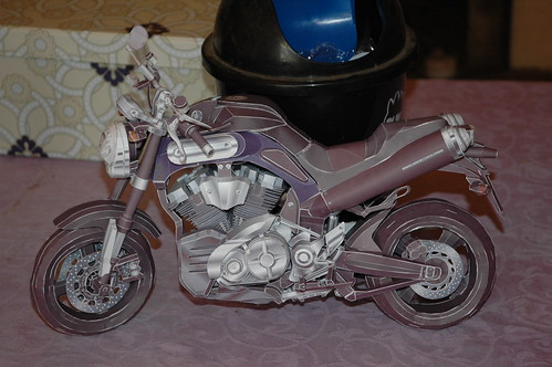 Paper Bike 1