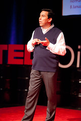 Mike Mendez - TEDx Oil Spill - Washington, DC