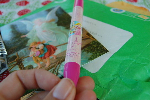 A pen for a princess...