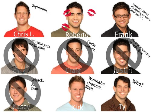 The Bachelorette Canadians Are Tattle Tales Bachelor