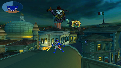 Sly Cooper 1 PS3