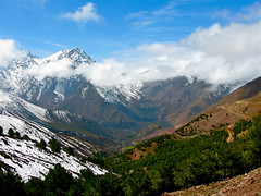 (Sammi8701) Tags: africa winter snow mountains cold nature canon landscape geotagged north powershot morocco atlas marrakesh toubkal g9 maghrib 5photosaday mounttoubkal sammi8701