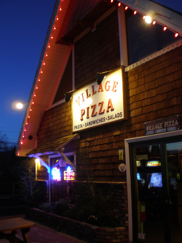 Big Bear Lake - Village Pizza