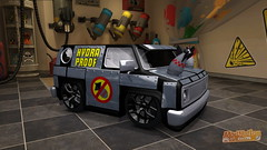 ModNation Racers for PS3 -- Hydra proof
