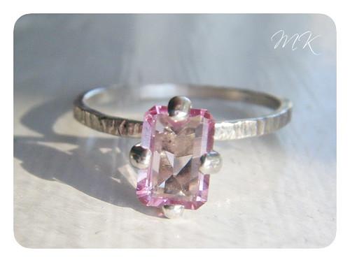 pink mystic topaz ring 2