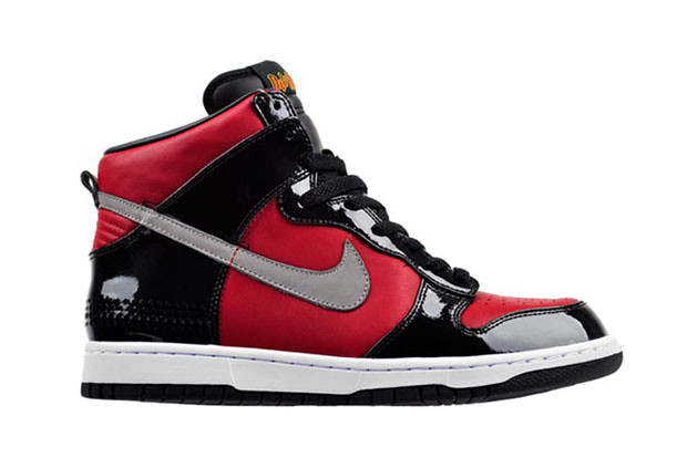 Nike Dunks High Premium By DJ AM by marjie5