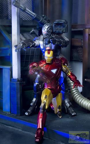 Ironman X Warmachine